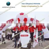Circular inflatable arch(sport effect)/Advertising inflatable arch/Inflatable Arch for Advertisement
