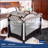 Multifunction European Style Baby Playard/playpen with gate