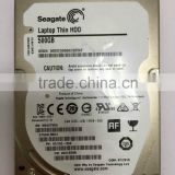 "2.5"" laptop hard disk drive 500 gb HDD clean pulls tested hard disc drive"