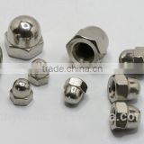 Cap nuts and hexagonal copper nuts and variety of spot sales and non-standard specifications can be customized