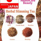 Best Function and Japanese slimming tea slim tea effective for discharging made in Japan