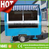 Outdoor food grilling cart, cotton candy cart, carts and trolleys