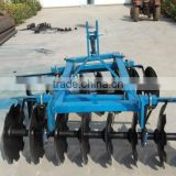 Farm machinery tractor 3 point linked disc harrow for sale 1BQX Series Mounted Light-duty Disc blades Disk Harrow