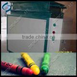 Beautiful children's childhood machine for making wax crayon/wax crayon making machine