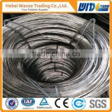 High quality galvanized binding wire / construction use GI wire / hot dipped galvanized tie wire ( 20 year's factory)