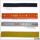 Best selling Jacquard elastic webbing/reflective webbing /100% poly jacquard tribal webbing and tape for decoration