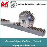small cnc gear rack and pinion M1-10