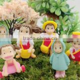 customized mini plastic toy figures,Plastic figure toys for decoration ,Hot Famous Cartoon Character Plastic mini toys