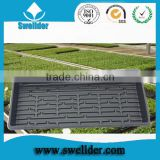 Swellder black hydroponic propagation tray