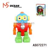 Wholesale educational toy battery operated moving robot toy