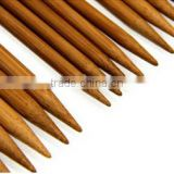 Smooth Bamboo Single & Double Point Knitting Needle knitting accessories