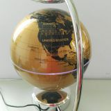 8 inch floating globe with lighting change color