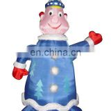inflatable Father Christmas/santa claus