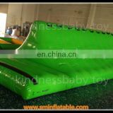 New Design inflatable water game,inflatable water island,water floating island for sale
