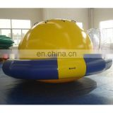 inflatable UFO water game, inflatable Saturn water game