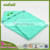 China factory High Quality Cloth Art Serging100% Cotton Hooded Baby Towel