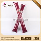 New design eco printed PE inflatable sticks factory wholesales manufacturer