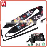 Chinese Facial Mask Style Shoulder Neck Strap for DSLR SLR Camera or Camcorder