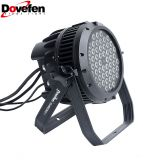 54x3W LED PAR Light Waterproof For Outdoor Use IP65