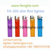 FH-205 slim flint lighter