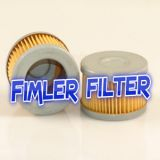 Replacement vacuum pump Air Filter Elements 0532000031, 0700060114, 0532000017