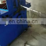Iron wire hanger making machine/clothes hanger hook making machine