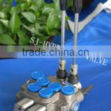 ZD-L15 series(spring return),excavator hydraulic control valve/factory in china