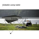 (3161) Outdoor Usage Metal Folding Picnic Mini Light Weight Camp Table for Sale