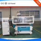 multi spindle cnc router large size double head multi-spindles drilling-grooving machine with two spindles