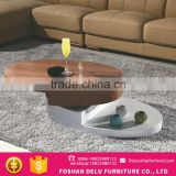 Modern Designed MDF High Gloss Double Colors Folding Coffee Table                                                                         Quality Choice