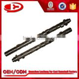spare parts for honda car camshaft for engine K24A4