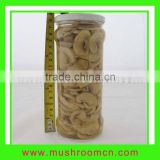 Canned Agaricus Bisporus button mushroom