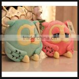 soft plush toy owls stuffed toys for promotion