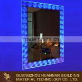 wholesale promotion anti-fog shower touch screen bathroom mirror LED lighted bath mirror