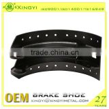 parts volvo truck brake shoe /trailer truckbrake shoe /volvo truck spare parts brake shoes