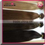 wholesale u tip hair extension,remy u tip keratin human hair extension, 100% cheap remy u tip hair extension who