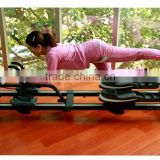 New Yoga Mat Exercise Fitness Equipment Integrating Treadmill Cross Trainer Exercise bike Functions