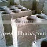 cyclon, hydro-cyclon, cast basalt tiles, lined pipes, tubes