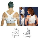 Magnetic Therapy Posture Corrector Elastic and Adjustable Back Shoulder Support Brace