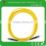 9/125 fiber cable ST/PC-ST/PC Single mode Single fiber fiber optic patch cord for communication