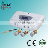 best sellling portable ultrasonic+BIO+cold hammer//no needle mesotherapy machine salon use