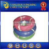 PVC Insulated Electric Motor Lead Wire PVC Insulated Beam Radiated Wire