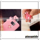 High quality Headphone Jack Dust Cover For Iphone 4 4S/Ipad phone