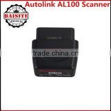 2016 Best Selling Autolink AL100 DIY Bluetooth OBDII/EOBD Scanner for iPhone/iPad/iPad Mini