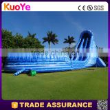 Inquiry about hot sale hurricane 40 ft tall 2 lane water slide for event