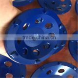 scraper PCD diamond wheel for rapid removal of thick coatings