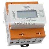 OM1250SE tri-phase 3-wire active energy electronic Watt-hour meter                                                                         Quality Choice