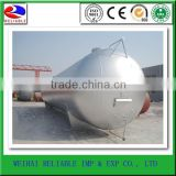 New coming High Reflective lpg storage semi tanker lpg gas tank