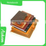 best selling guangzhou promote items paper diary book with customized LOGO printing, DL173