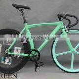 700C fixie bike / single speed fixie bike / aluminum alloy bike frames / aluminum alloy bicycle fork
